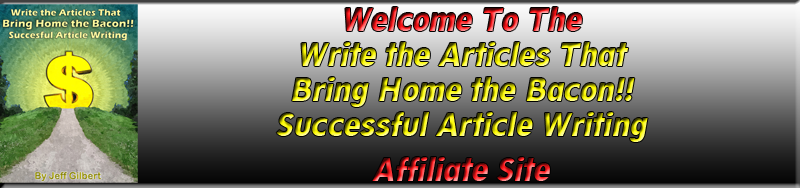 successful article writing